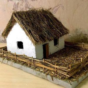 Турлучный дом