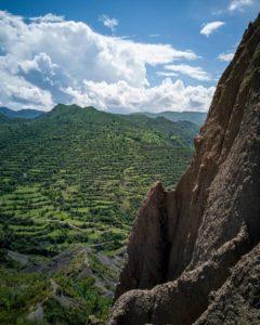 Гора Урта. Гунибский район.