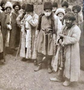 Суровые кавказские мужчины