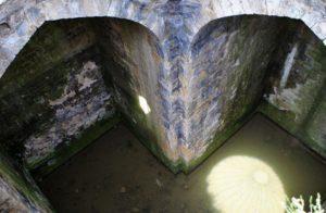 Крестово-купольный храм или водохранилище