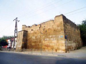 Ворота северной стены Даш-капы