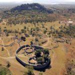 стена Зимбабве фото