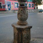 Столб в Махачкале 2007